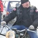 Andrey si cu motorul sau