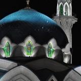 Moscheea Qol Sharif, Kazan, o dantela de alb si albastru