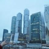 Moscow City, nu putea sa lipseasca dintr-o metropola de asa dimensiune