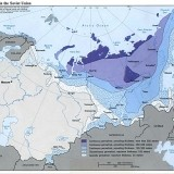 Permafrost region  - Siberia