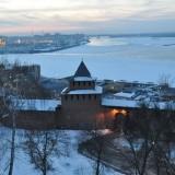 Volga, inca mica, daca putem spune asa